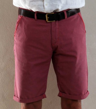 fuchsia men's short
